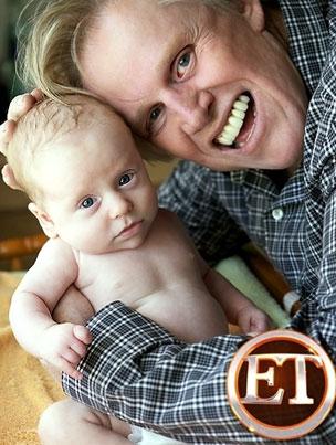 BUZZINGS: Meet Gary Busey's New Baby