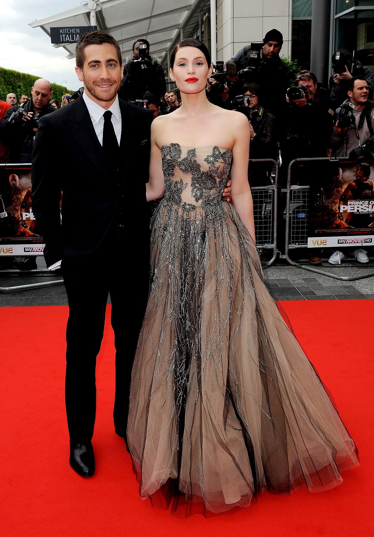 'Prince of Persia' Premiere Brings The Royalty To London (PHOTOS)