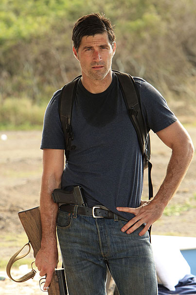 Before They Were 'Lost': Matthew Fox-photo