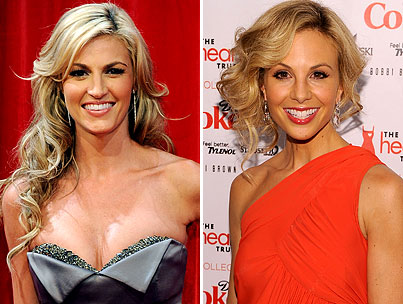 Elisabeth Hasselbeck Lied About Apologizing to Erin Andrews