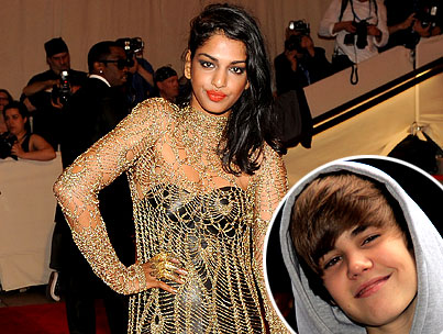 MIA Disses Justin Bieber's New Video, Has A Death Wish
