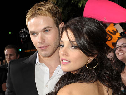BUZZINGS: Kellan Lutz and Ashley Greene Want $4 Million Each for Breaking Dawn