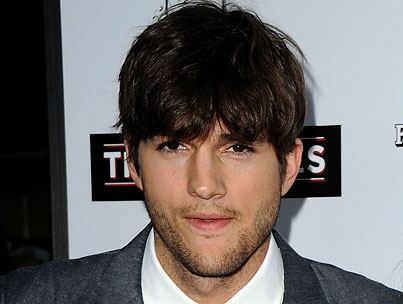 Ashton Kutcher Sides With Team Miley in Lapdance-Gate