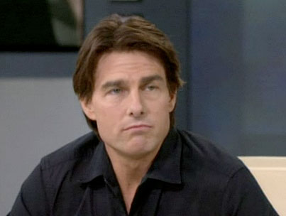 Tom Cruise Visits Oprah, Manages Not to Destroy Her Couch Again