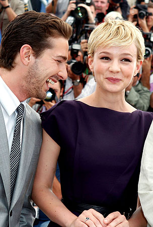 Shia LaBeouf & Carey Mulligan: Greed Is Good In Cannes (PHOTOS)
