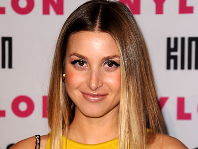 Whitney Port is Latest Star To Call 'Hills' Cast Crazy
