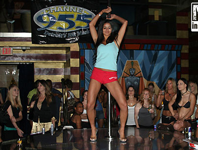 Miss USA 2010's Stripper-Pole Pics Have Already Emerged