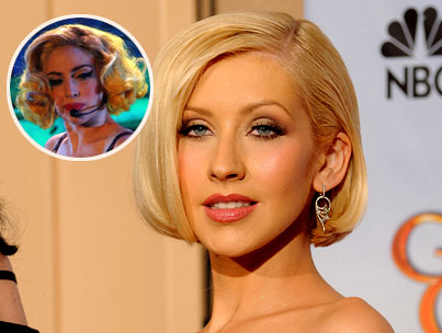 Christina Aguilera Says She's Sorry for Dissing Lady GaGa