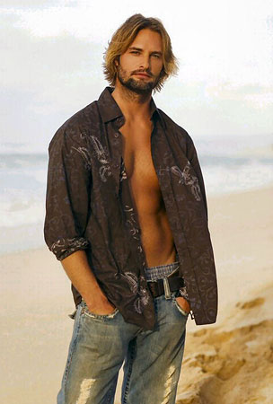Before They Were Lost: Josh Holloway (PHOTOS)