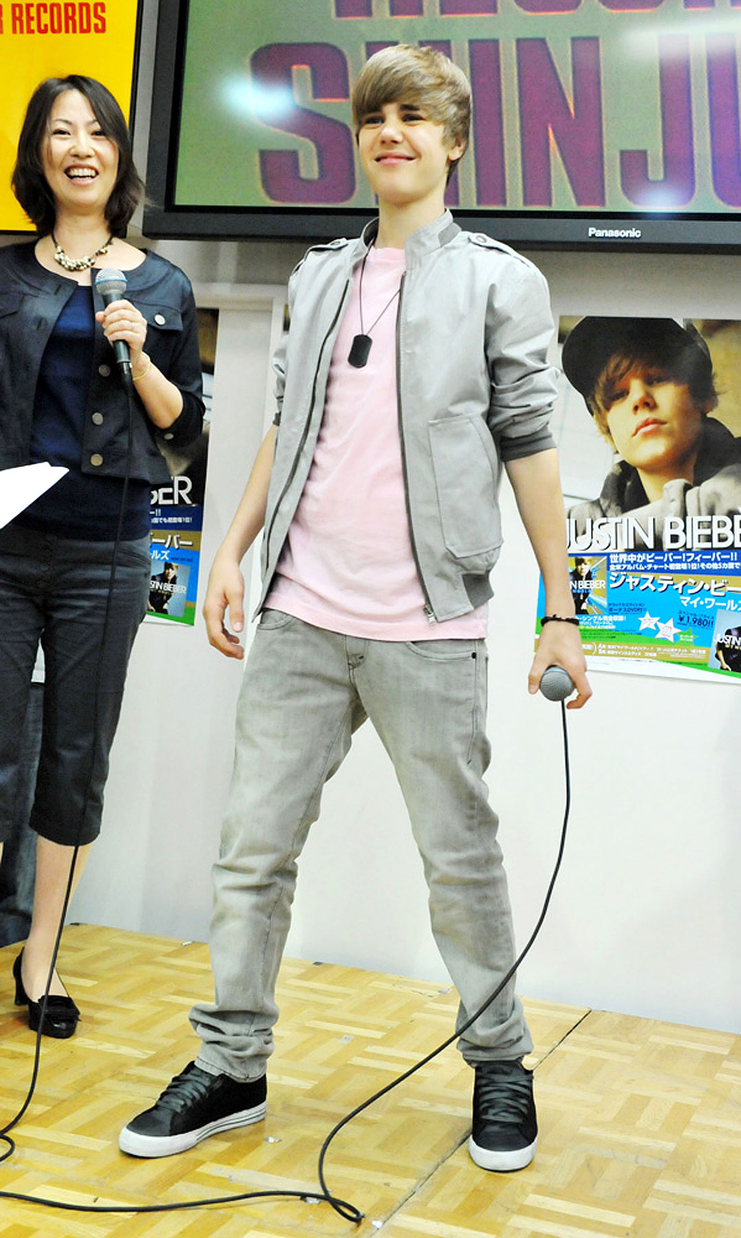 Justin Bieber Is Big In Japan (PHOTOS)