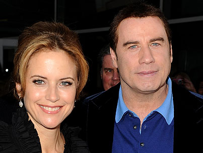 BUZZINGS: John Travolta And Kelly Preston Expecting