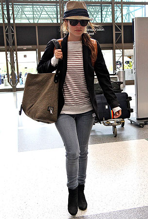 Fashion FTW: Rachel Bilson Is Adorably Incognito (PHOTOS)