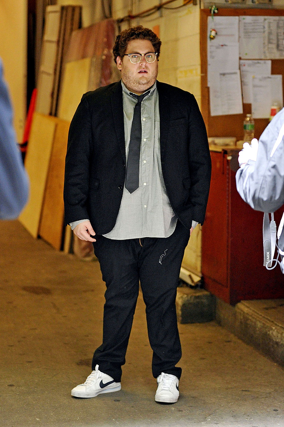 Um, Jonah Hill, Your Fly Is Down (PHOTOS)