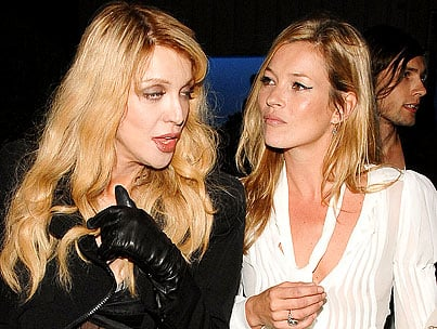 Courtney Love Admits Lesbian Affair With Kate Moss-photo