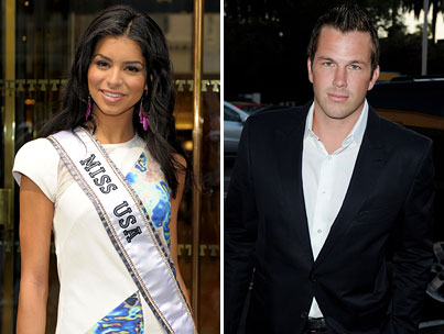 Doug Reinhardt Moves From Paris Hilton to Pole-Dancing Miss USA