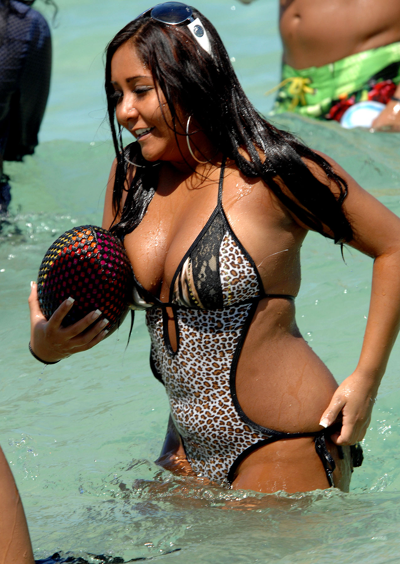 'Jersey Shore' Cast Bikinis The Waves In Miami (PHOTOS)
