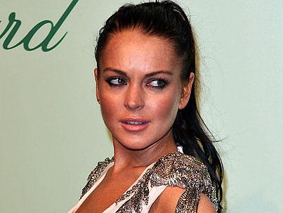 Lindsay Lohan Avoids Arrest, For Now