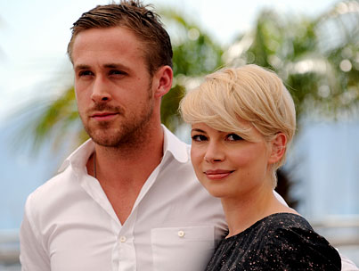 Sad Face: Michelle Williams And Ryan Gosling Are Not Dating