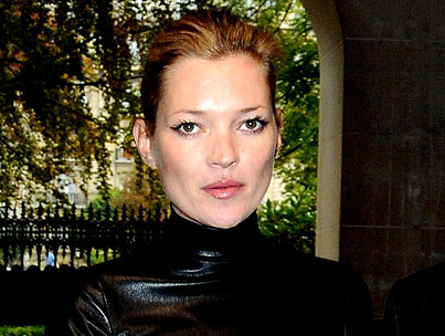 Kate Moss Gets Robbed By Banksy-Loving Thieves