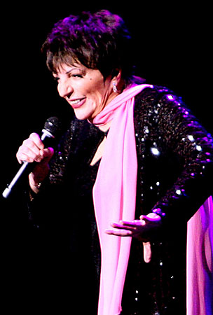 "Liza Minnelli Gives Us The ""Single Ladies"" Cover We've All Been Waiting For (VIDEO)"
