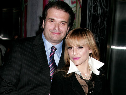 BUZZINGS: Brittany Murphy's Husband, Simon Monjack, Found Dead
