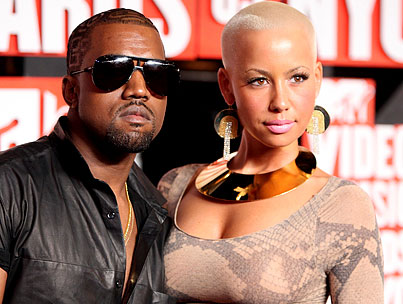 Kanye West Buys Girlfriend Amber Rose's Silence