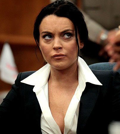 Lindsay Lohan Caught Lying In Court