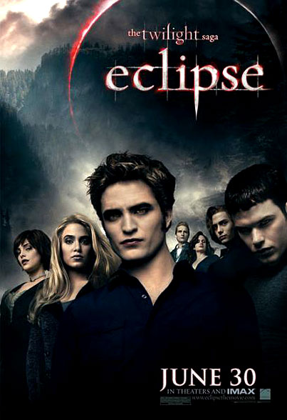 New 'Eclipse' Posters Just as Vampy and Wolfey as We'd Hoped (PHOTOS)