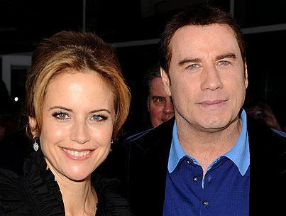 John Travolta And Kelly Preston Expecting Twins