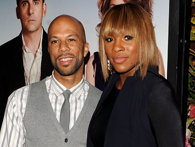 Serena Williams And Common Split