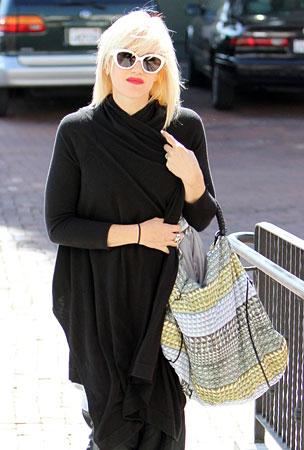 Gwen Stefani Shoots Down Pregnancy Rumors