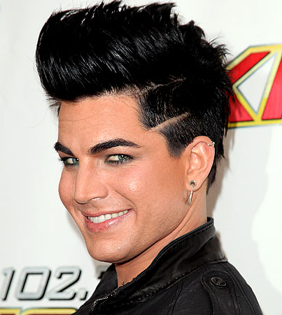 BUZZINGS: Adam Lambert Decides to Make the 'American Idol' Finale Much Less Fabulous