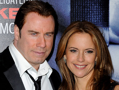BUZZINGS: John Travolta And Kelly Preston Are Not Expecting Twins
