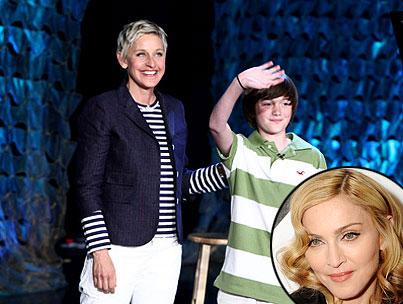 "Greyson Chance Has ""No Idea"" Who Madonna Is"