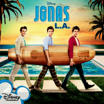 The Jonas Brothers Plunder the Classics for New 'Jonas L.A.' Cover
