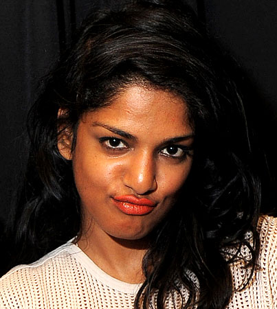 M.I.A. Responds to Negative Article By Posting Reporter's Phone Number