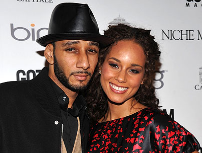 BUZZINGS: Alicia Keys Is Pregnant, Engaged