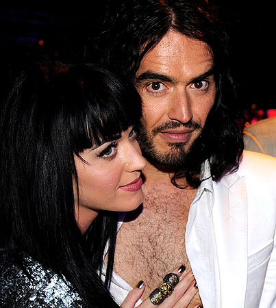 Russell Brand Has Some Demands For Future Wife Katy Perry