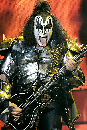 Gene Simmons Kissed by Sexual-Assault Lawsuit