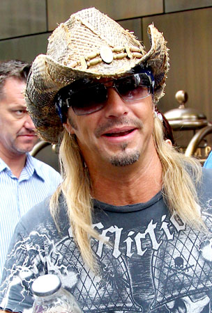 Bret Michaels To Drown Out Doctor's Orders With the Rock