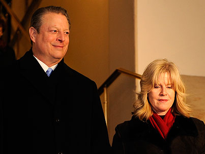 Al Gore And Wife Tipper Announce Their Separation