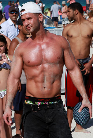 The Situation Incites Riot With His Abs