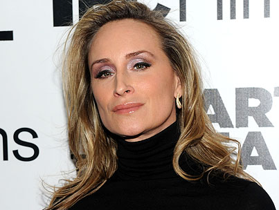'Real Housewife' Sonja Morgan Arrested For Drunk Driving