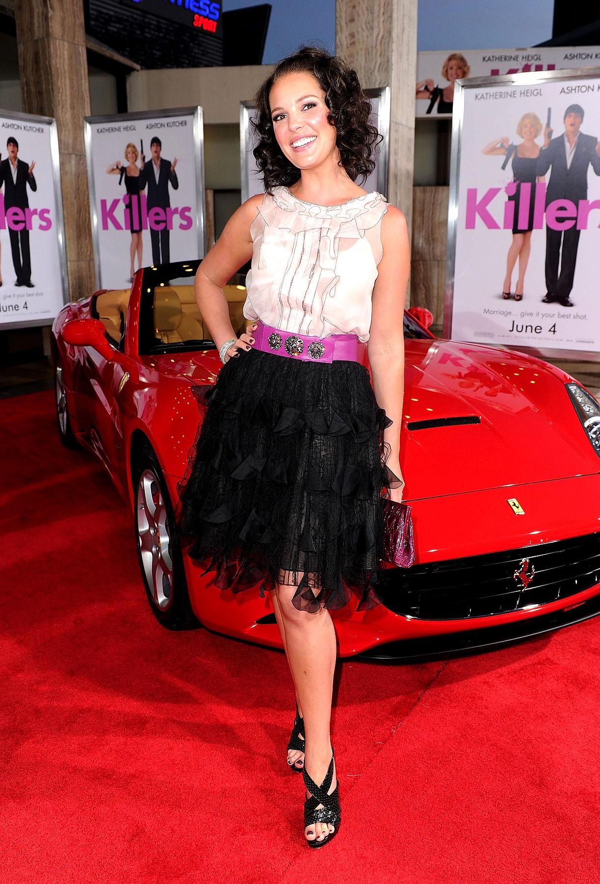 Katherine Heigl Fashion FAILs The 'Killers' Premiere (PHOTOS)