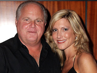 Rush Limbaugh Gets Hitched To Wife Number 4?