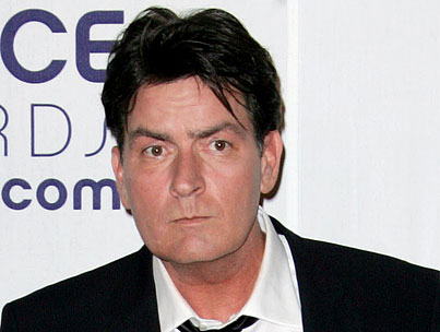 "Charlie Sheen Does a Real-Life ""Wall Street"" Sequel, and Other Hilarious Celebrity Items"