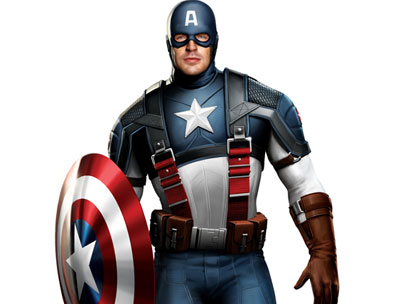 The New 'Captain America' Costume Has Been Revealed!