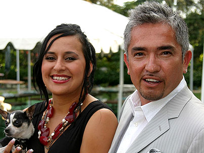 'Dog Whisperer' Cesar Millan Files For Divorce