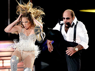 Tom Cruise And Jennifer Lopez Dance It Out At MTV Movie Awards (VIDEO)