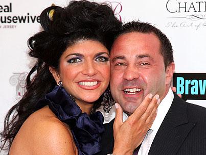 'Real Housewife' Teresa Giudice $11 Million In Debt